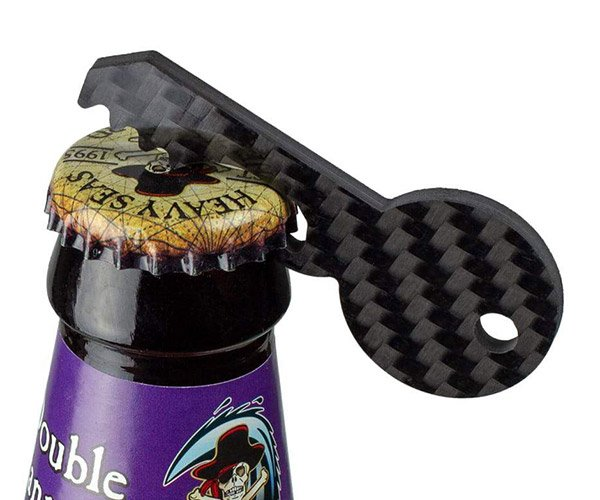 Carbon Fiber Key Bottle Opener