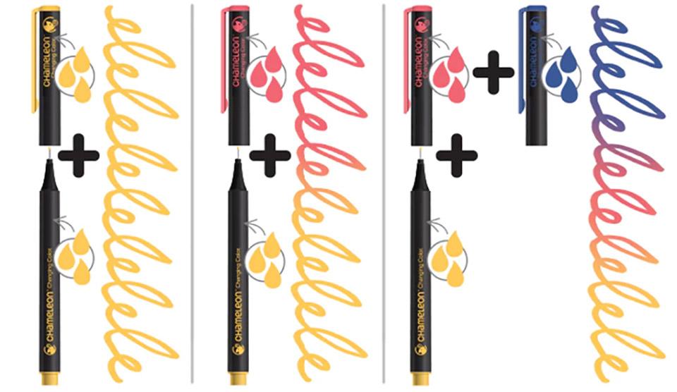 Chameleon Fineliner Pens