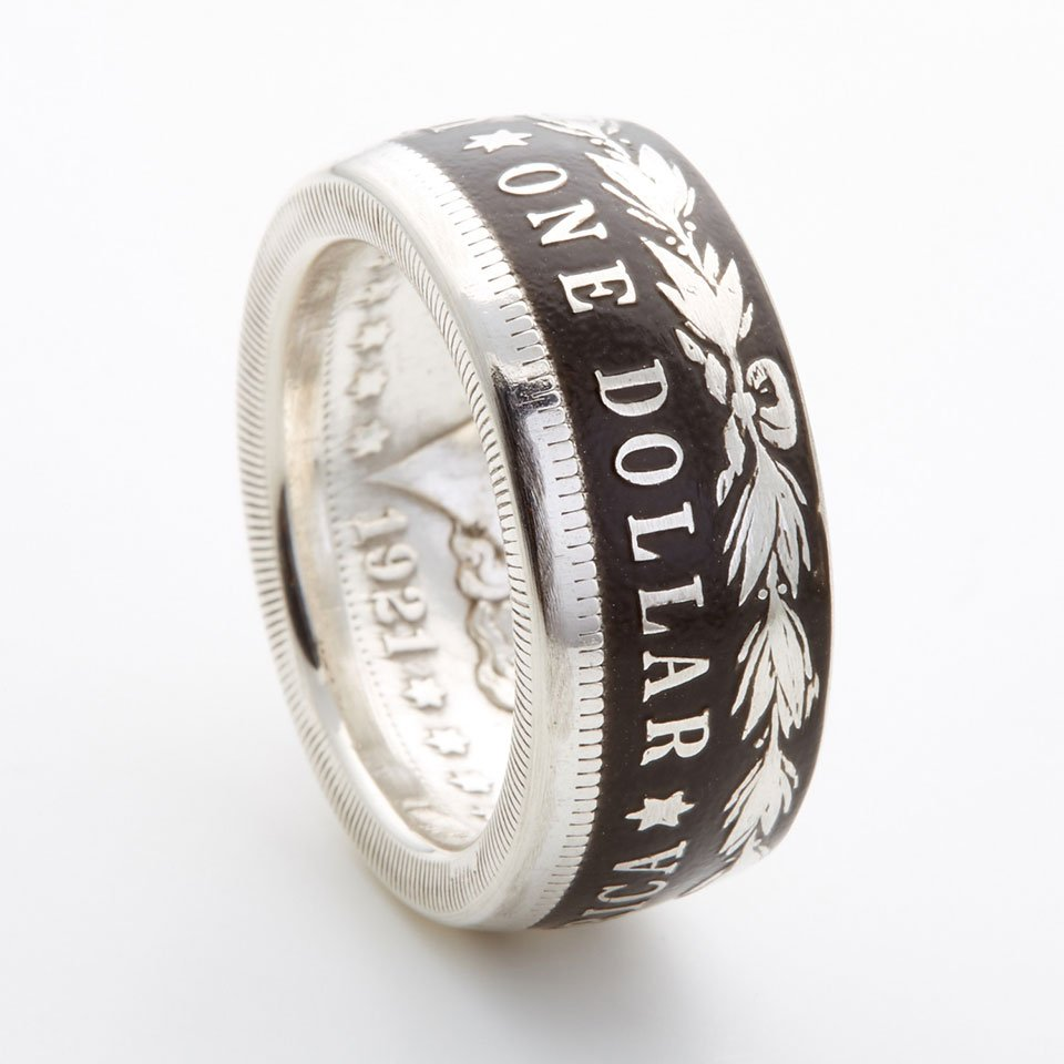 CoinCrafters Dollar Rings