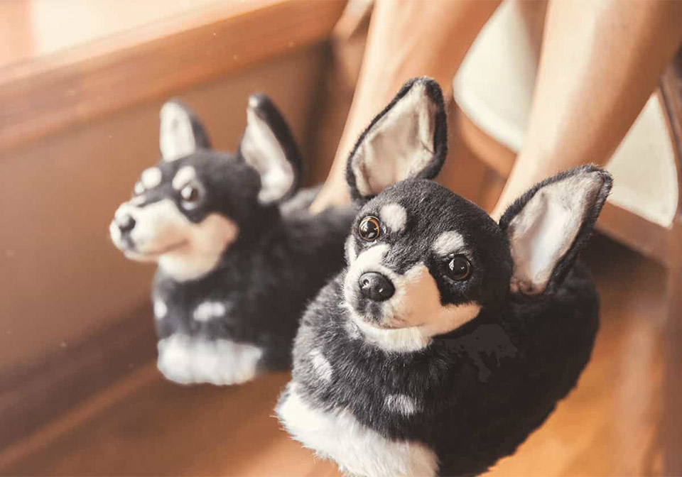 Cuddle Clones Slippers