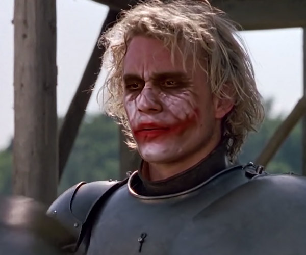 The Dark Knight's Tale