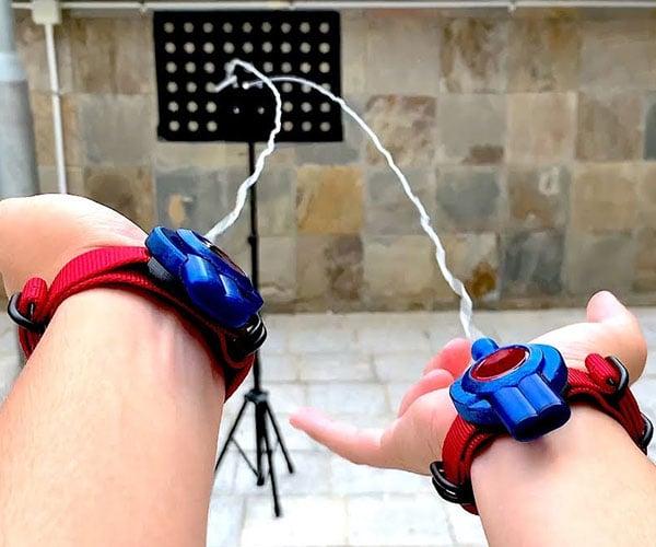 DIY Magnetic Web Shooters