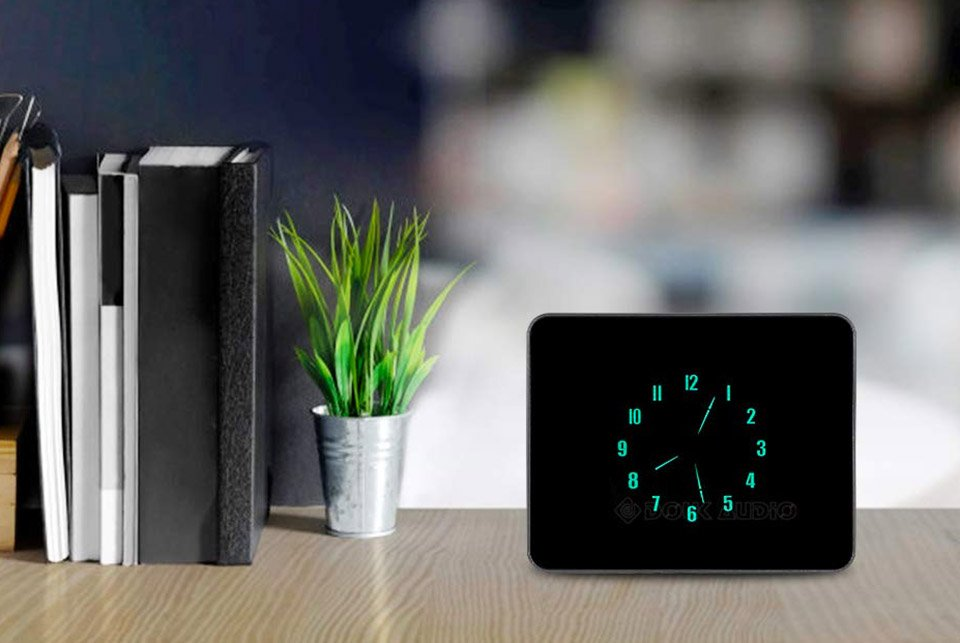 Douk Audio Nobsound VFD Clock