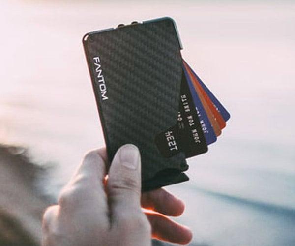 Fantom 10 Slimline Wallet