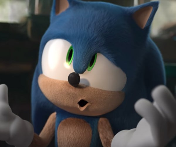 Sonic Movie Fixed