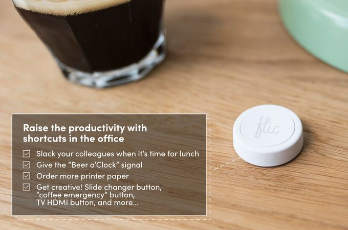 Flic 2 Smart Button