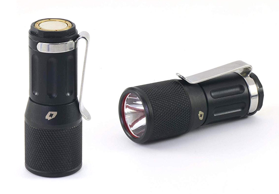 Foursevens Mini Turbo MKIII Flashlight