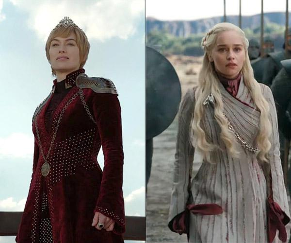 GoT: Daenerys & Cersei