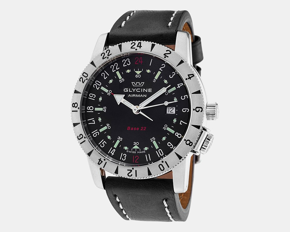 Glycine Airman Base 22 Watch