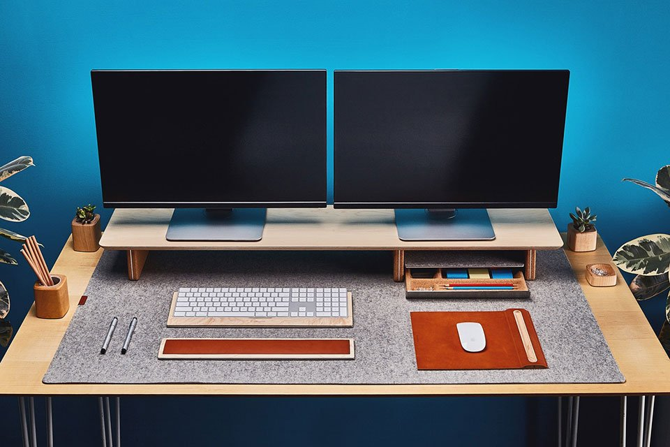 Grovemade Extra Large Desk Pad