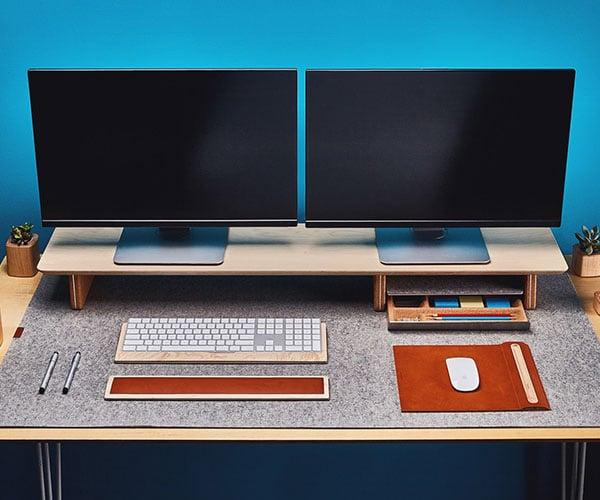Grovemade Extra Large Desk Pad