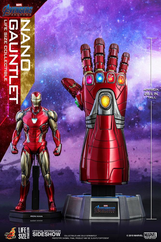 Hot Toys Iron Man Nano Gauntlet