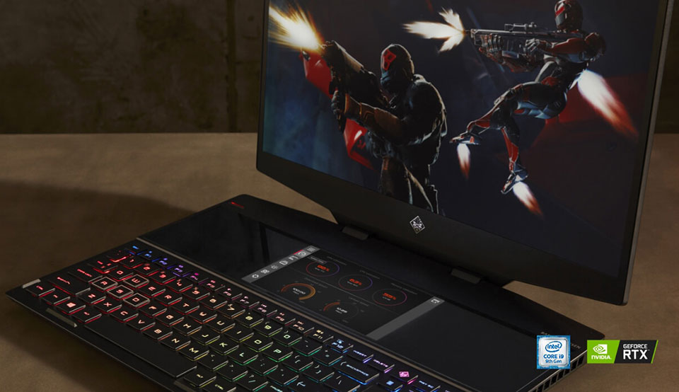 HP Omen X 2S Laptop