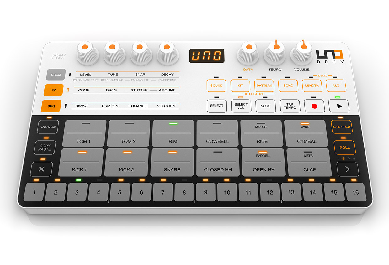 UNO Drum Machine