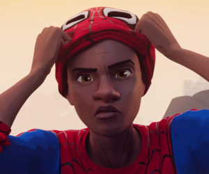 The Tech of Into the Spider-Verse