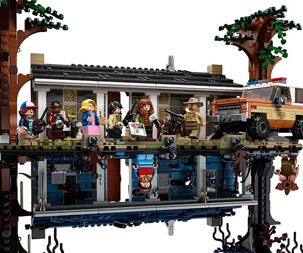 LEGO Stranger Things: The Upside Down