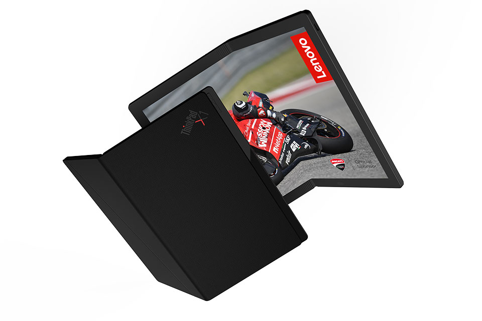 Lenovo Folding ThinkPad X1 Laptop