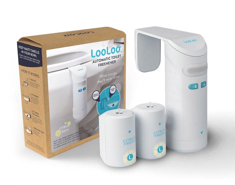 LooLoo Toilet Freshener / Night Light