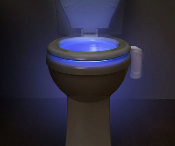LooLoo Toilet Freshener / Night Light