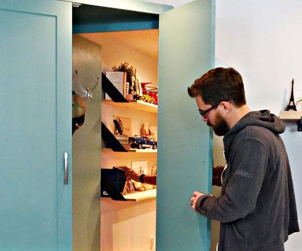 Making a Secret Room