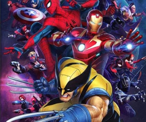 Marvel Ultimate Alliance 3 (Trailer)