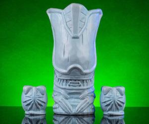 451b66b1 Mondo Alien Queen Tiki Mug