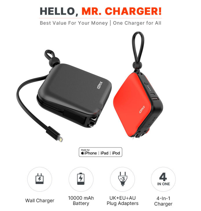 Mr. Charger