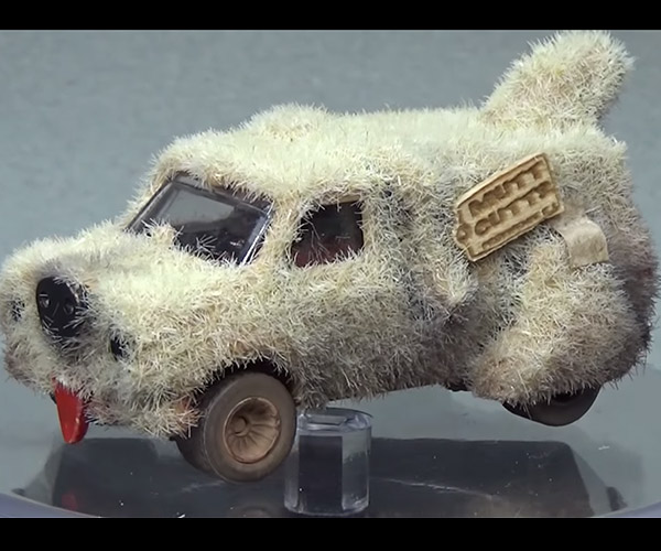 Making a Mini Mutt Cutts Van