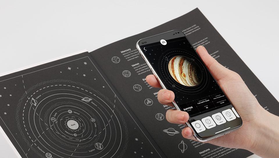 NASA AR Notebook