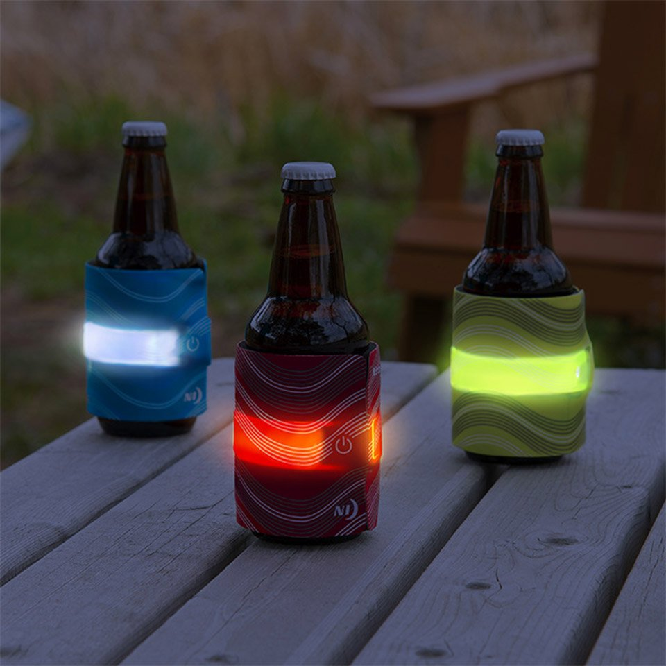 Nite Ize SlapLit LED Drink Wrap