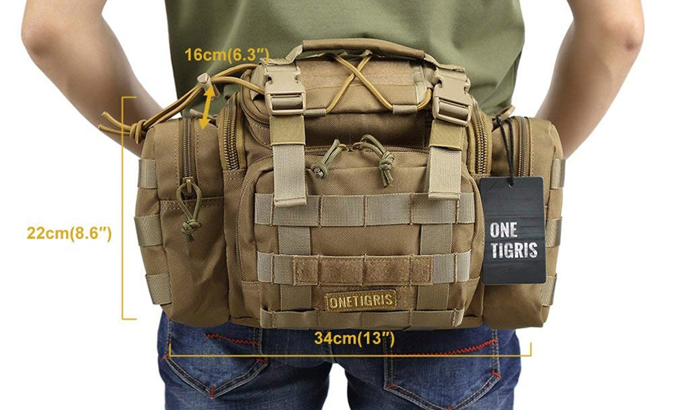 OneTigris Tactical Deployment Bag