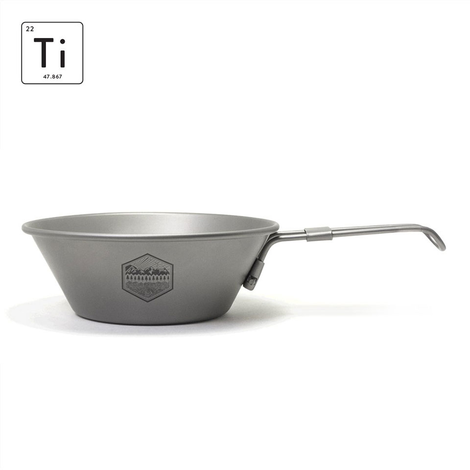 PDX Ti-Line Cookware