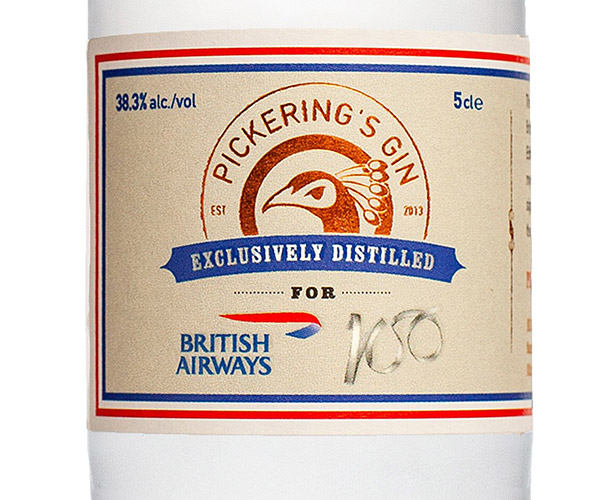 Pickering's 30,000 ft Gin