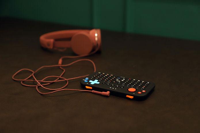 Power Vessel Mini Keyboard