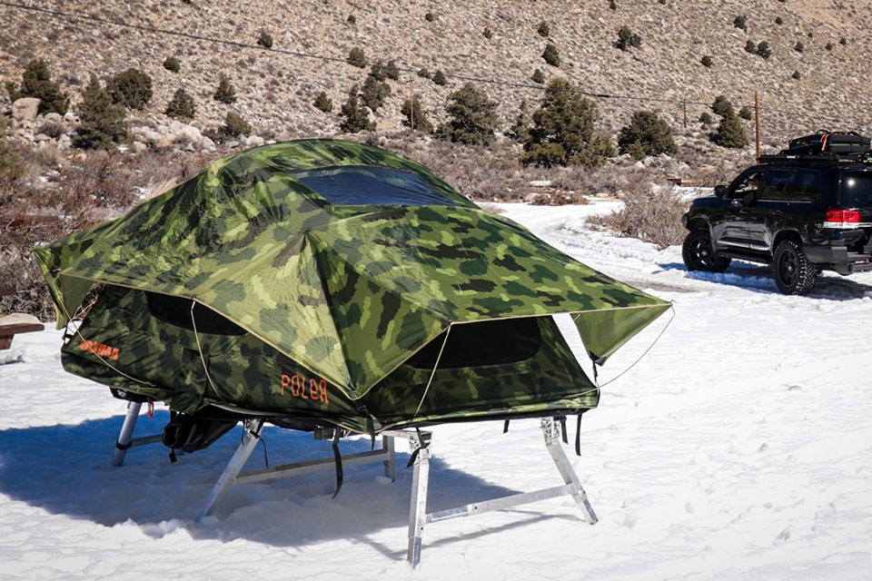 Rubicon Hitch Tent