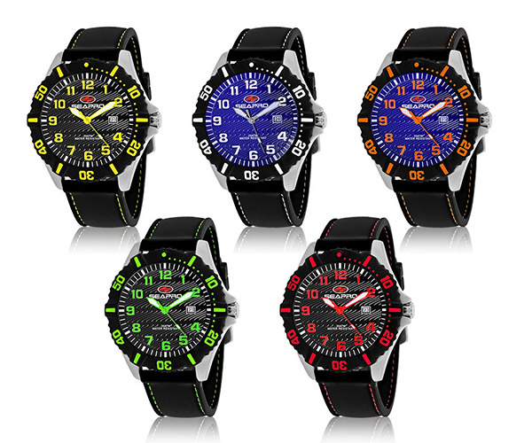 Seapro Men's Trooper Watch