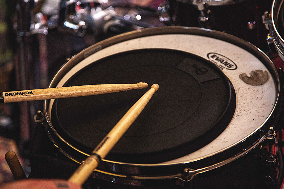 Senspad Drum Kit