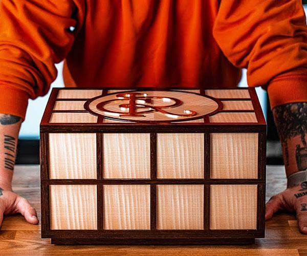 Solving a $10,000 Puzzle Box