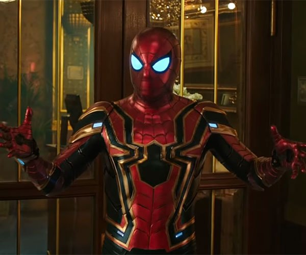Spider-Man: Far from Home (Trailer)