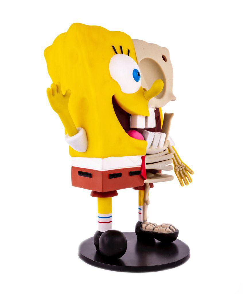 Spongebob Dissected Figure