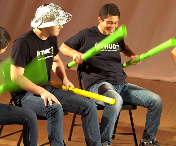 Star Wars on Boomwhackers