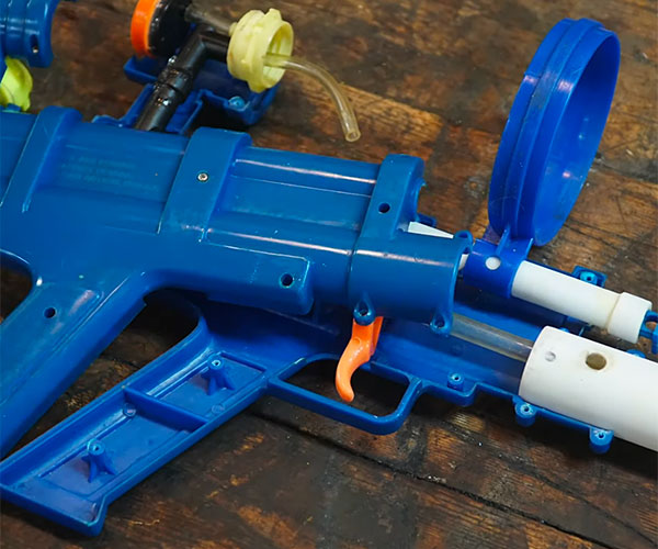Super Soaker Restoration