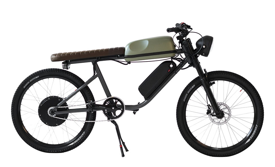 Tempus Titan Electric Bicycles