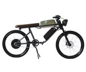 Tempus Titan Electric Bicycle