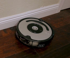 The Screaming Roomba