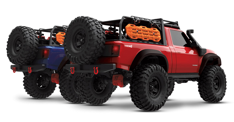 Traxxas TRX-4 Sport RC Crawler