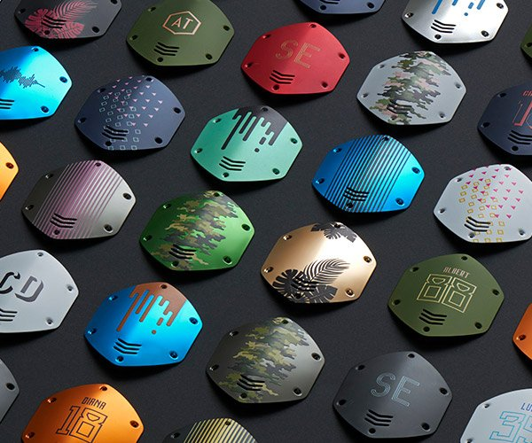 V-Moda Custom Color Shields