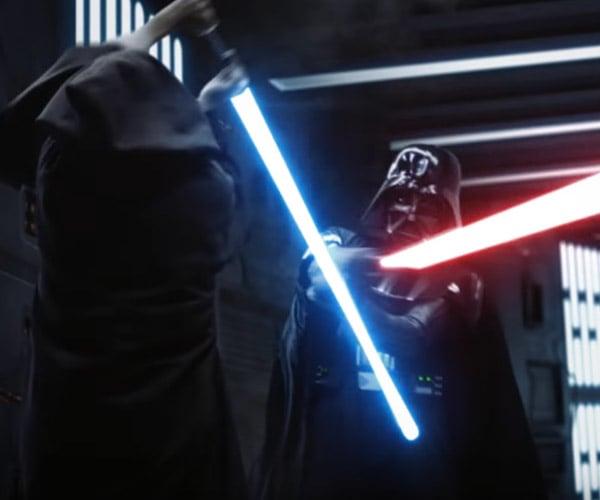 Vader vs. Kenobi Reimagined