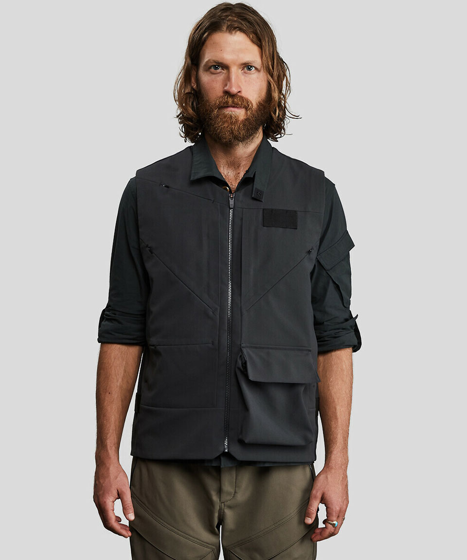 Vollebak 100 Year Vest