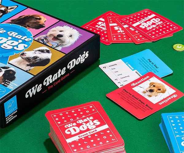 We Rate Dogs: The Card Game